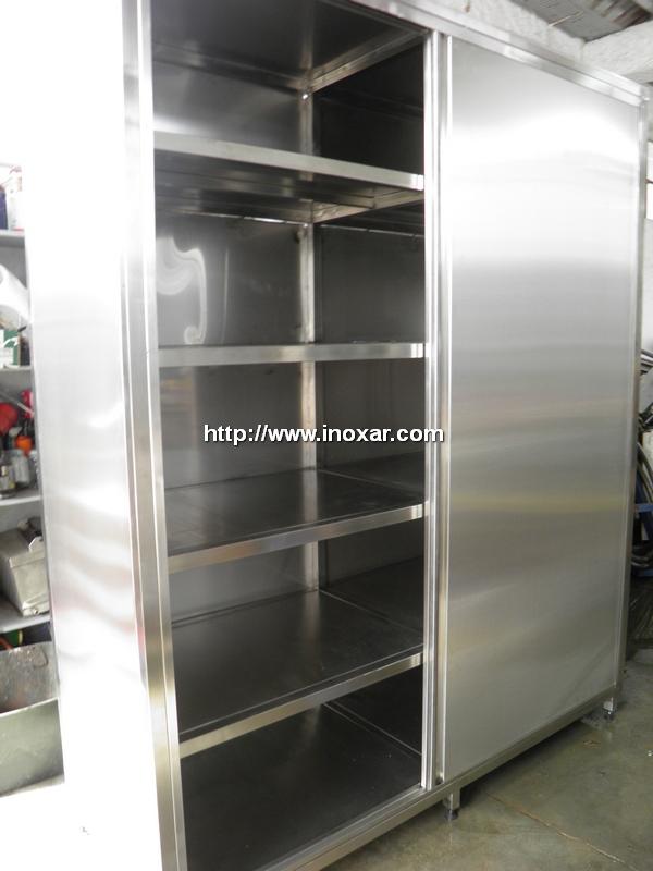 Aparador De Livros ~ Inoxar Armários de Inox Inoxar Fabricante de equipamentos em Inox e ferro
