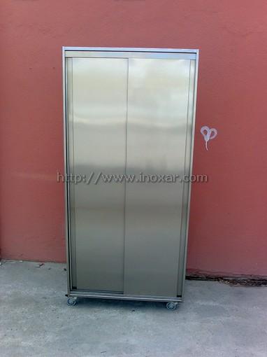 Inoxar  Armários de Inox  Inoxar  Fabricante de equipamentos em Inox e ferro -> Armario De Banheiro Inox